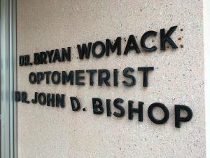 bishop optometrist clinic britton rd 2