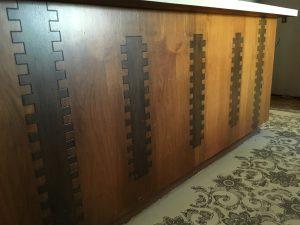 vollendorf house mwc kitchen cabinet detail