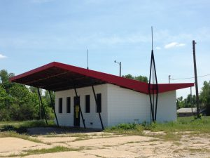 jones gas station