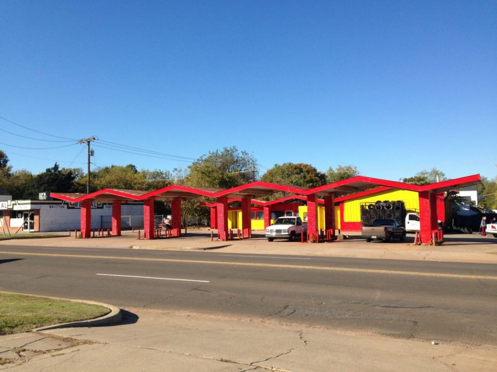 Zig zag gas station britton rd.