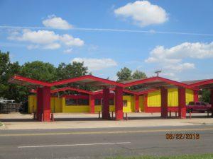 zig zag gas station