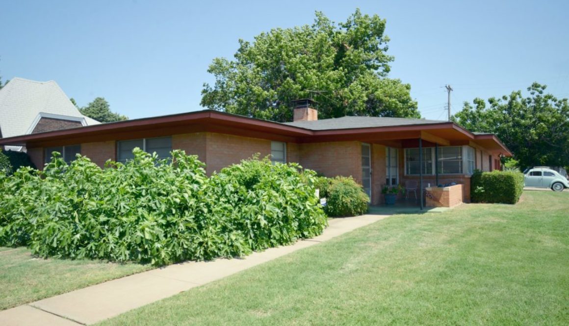 The 2017 Oklahoma Modernism Weekend Mod Home Tour, Part 1