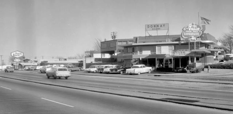 donnay building 1960s