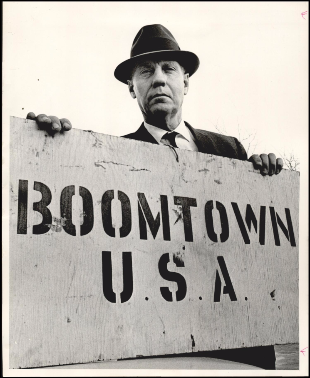 1964: The Year of the Sonic Boom