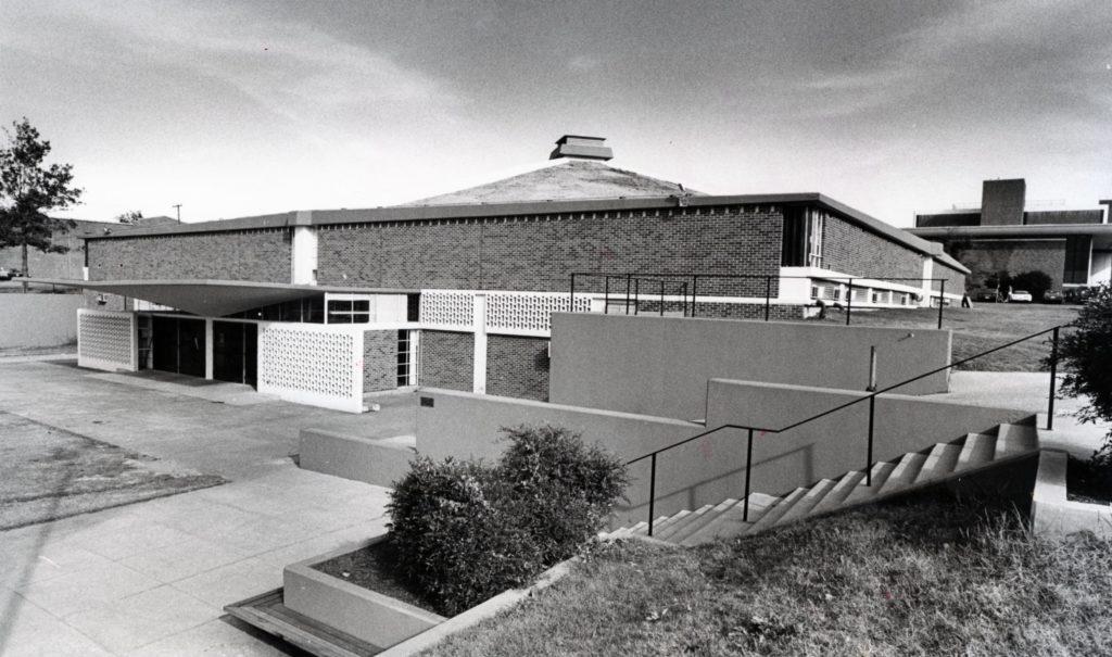 Frederickson Fieldhouse