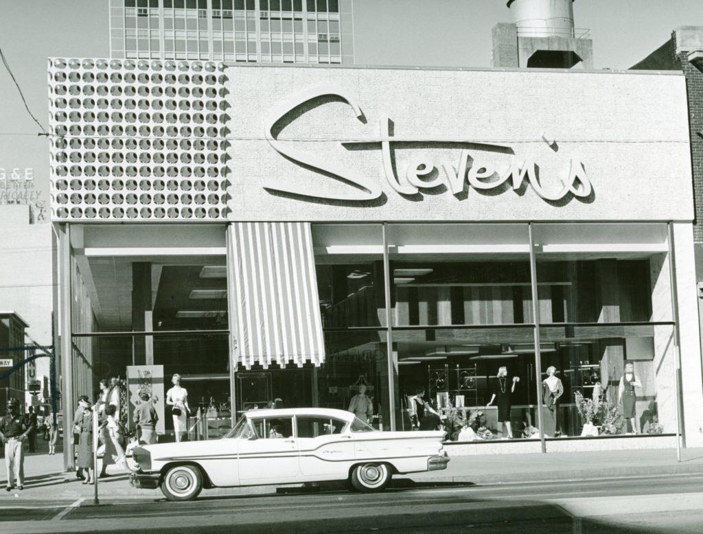 Steven's