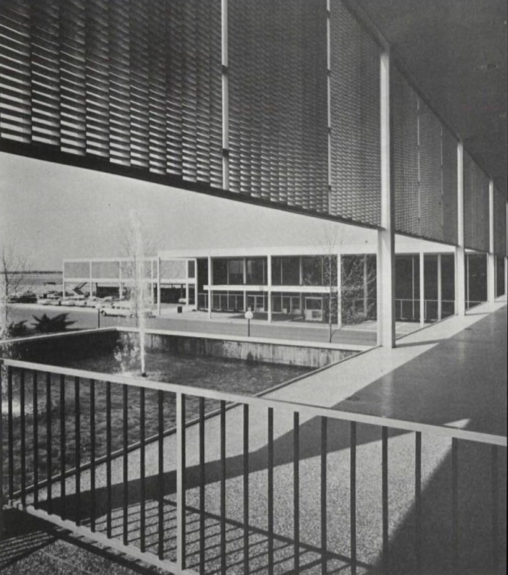 Visiting the Jet-Age Tulsa International Airport in Architectural Record Magazine