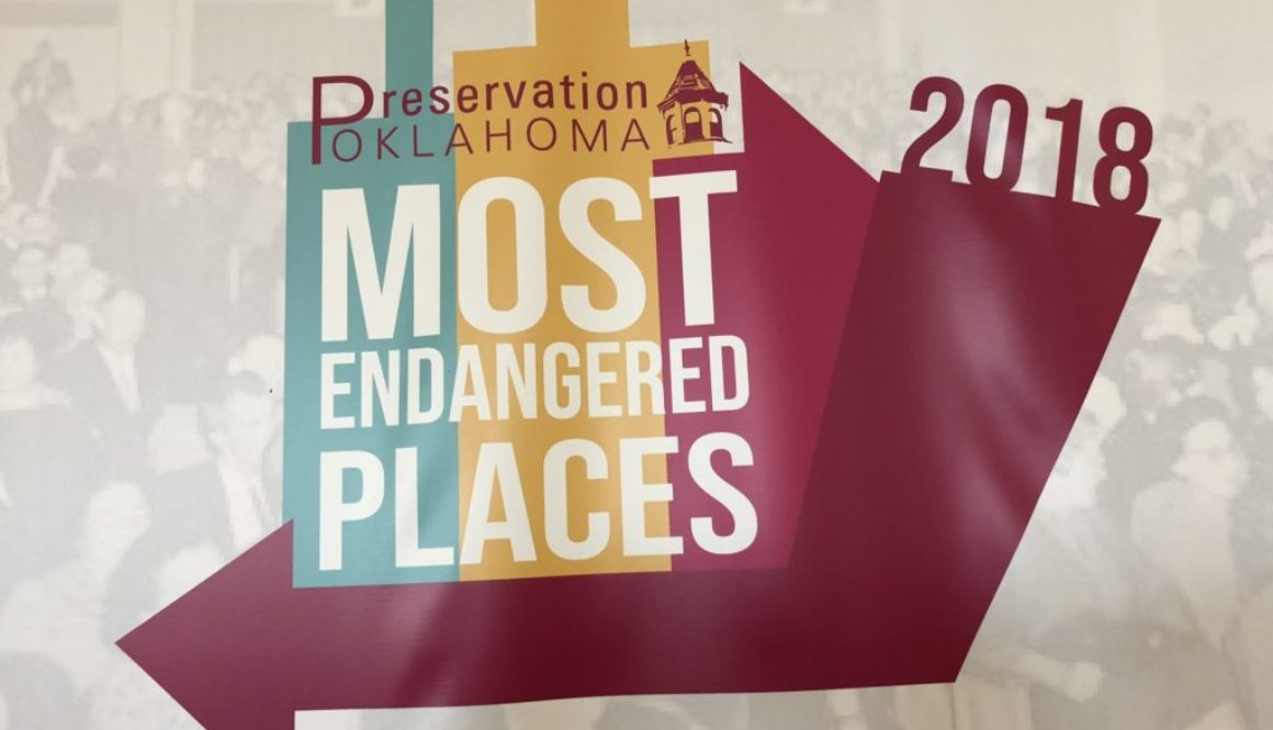 Endangered Places and Some Fun Saves