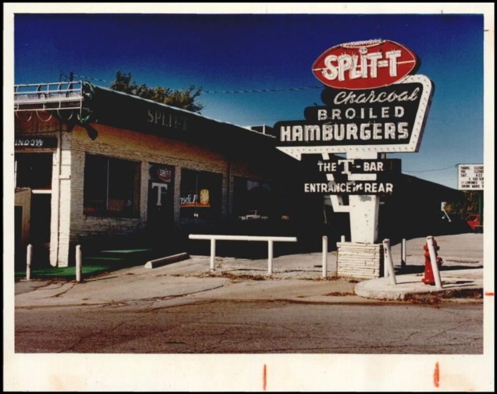 The Saga of the Split-T Burger