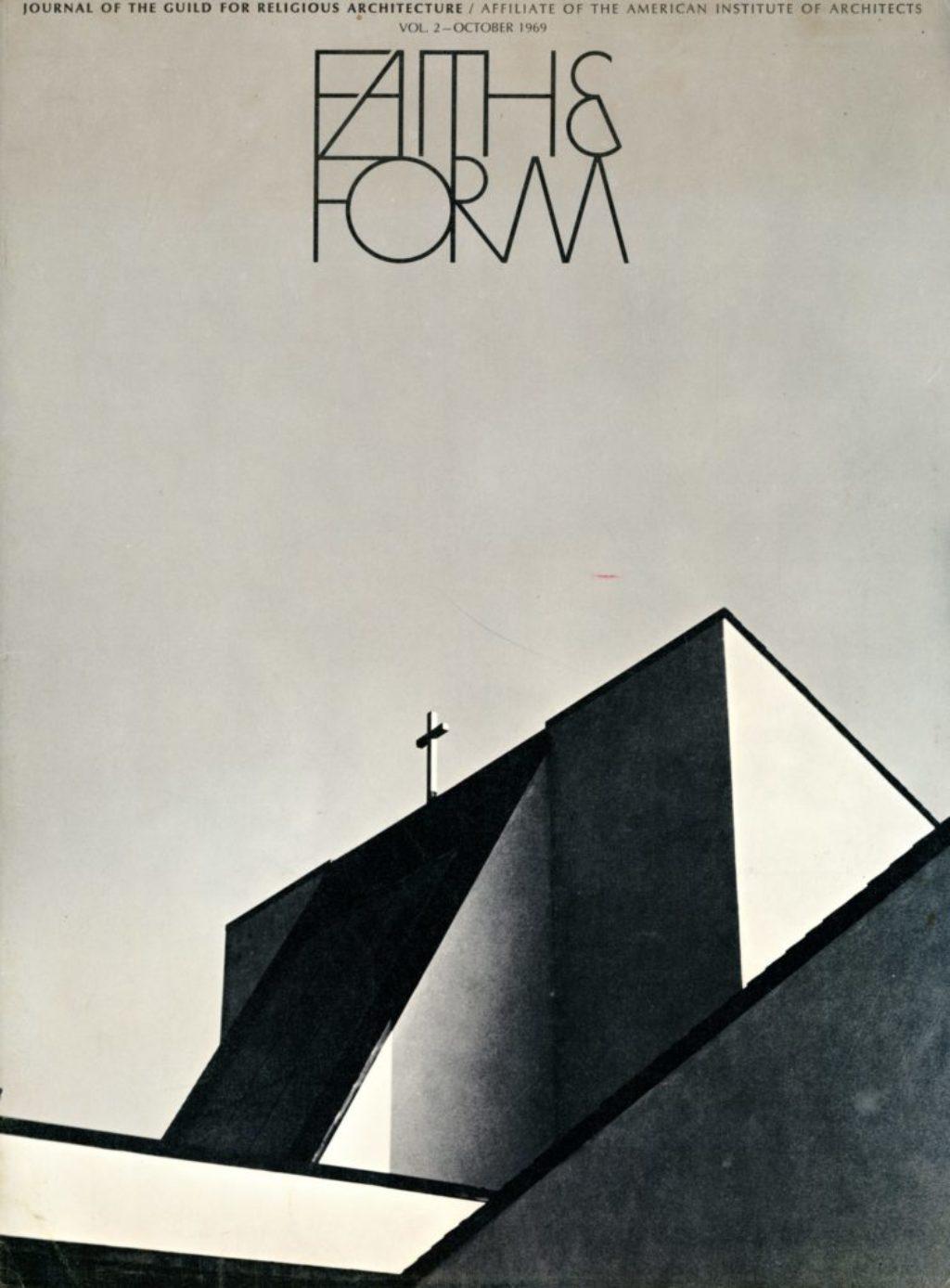 Oklahoma Mod in Faith & Form Magazine