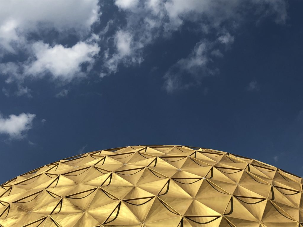 A History of Oklahoma's Mod Domes, Part 2: The Gold Dome