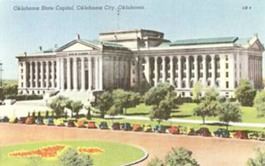 A History of Oklahoma's Mod Domes, Part 1