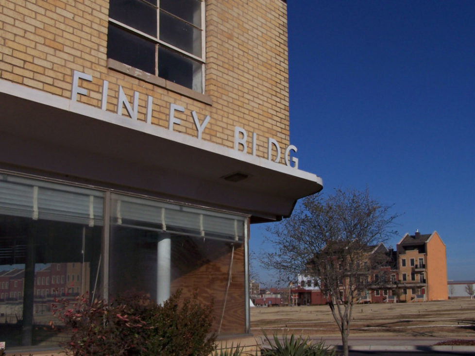 Finley building 1-9-2009 ext