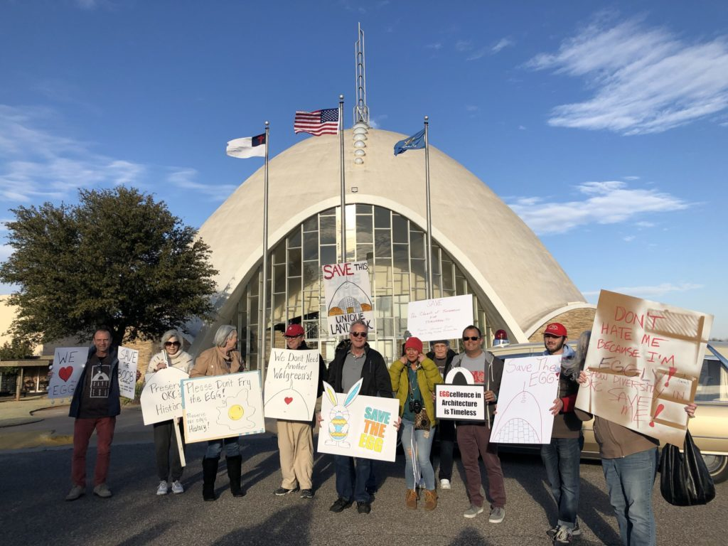 Recapping the Save the Egg Rally
