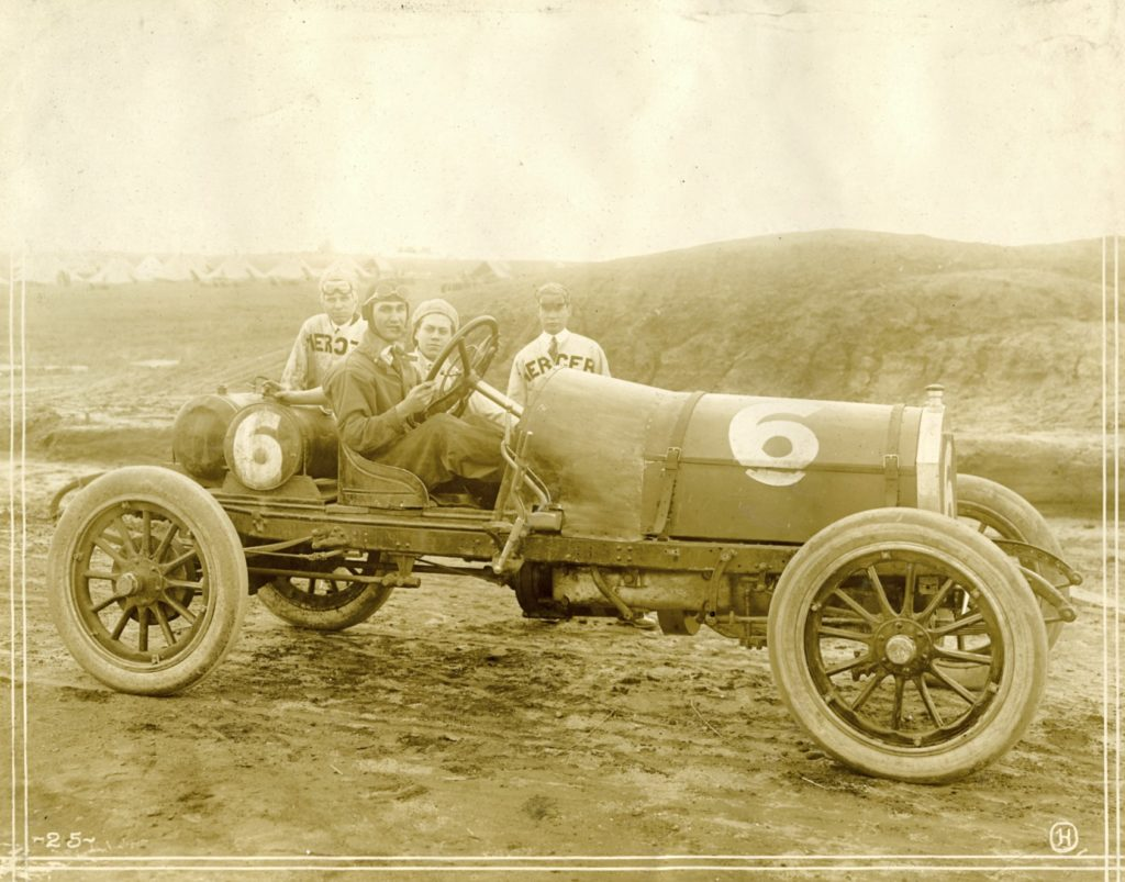 Remembering the Southwest Sweepstakes Race of 1915, part 1 – OKC Mod