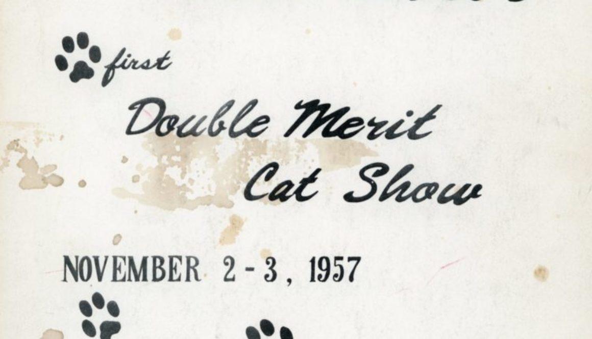 The Oklahoma Cat Club Double Merit Show of 1957