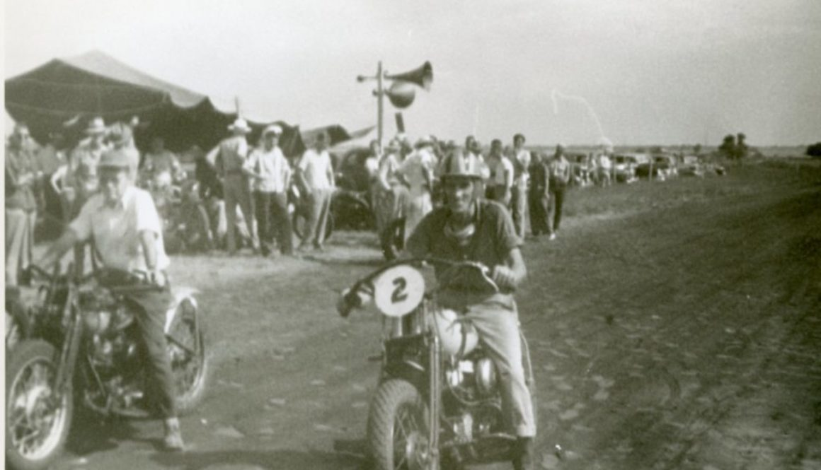 Motorcycle Racing in Oklahoma After WWII
