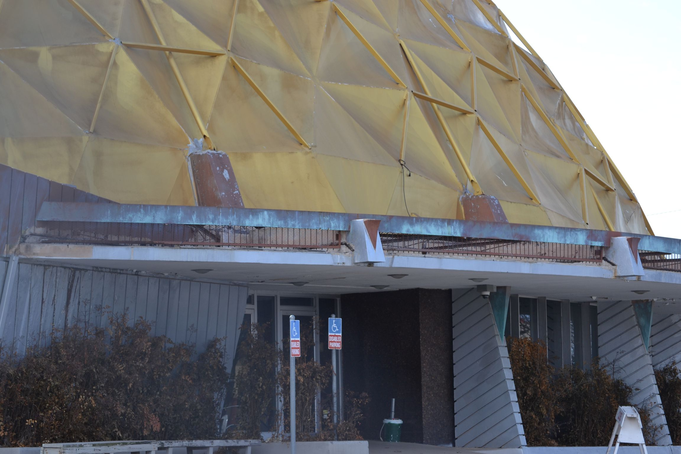 An OKC Favorite – The Gold Dome